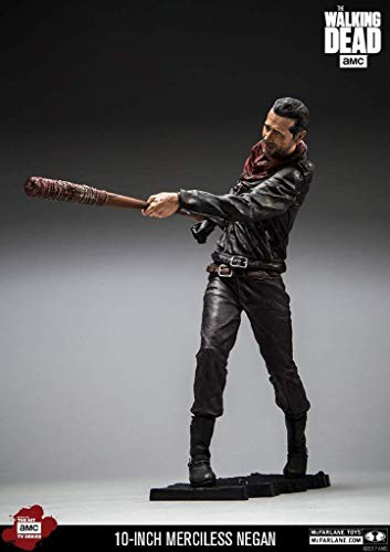 Figurine The Walking Dead série télévisée Negan Merciless Edition 2