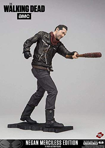 Figurine The Walking Dead série télévisée Negan Merciless Edition 4