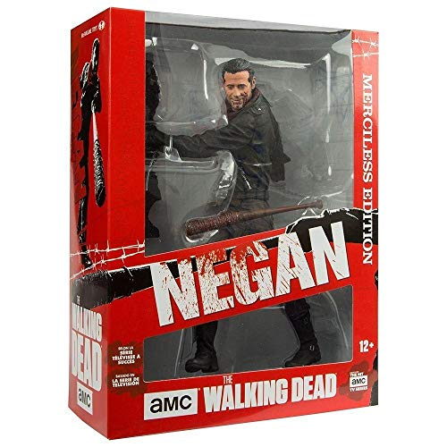 Figurine The Walking Dead série télévisée Negan Merciless Edition 1