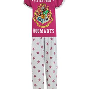 HARRY POTTER Ensemble De Pyjamas Femme Hogwarts 46