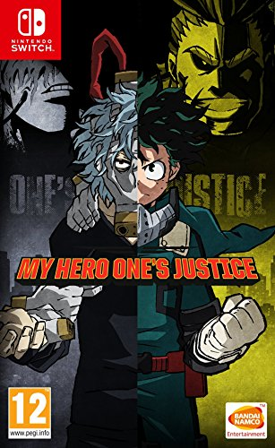 My Hero: One's Justice 1