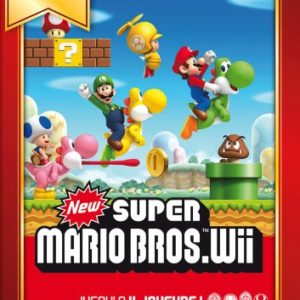 New Super Mario Bros Wii - Nintendo Selects 6