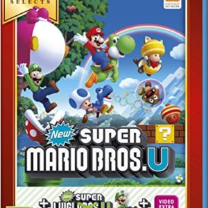 Nintendo New Super Mario Bros. U + New Super Luigi 6