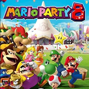Nintendo Selects : Mario Party 8 - Jeu en français 6