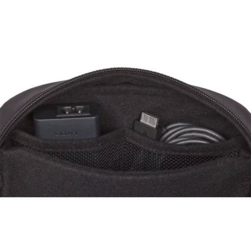 OFFICIAL Sony Playstation Vita PS Soft Travel Pouch Carry Case WITH STORAGE Bag FOR DUAL COMPARTMENTS PERIPHERALS MEMORY CARD SLOTS-PCH-Packed OEM ZTP1 [] [Import Anglais] 3