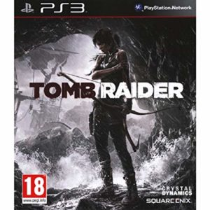 PS3 TOMB RAIDER 13