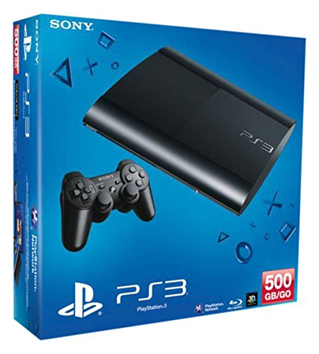 Playstation Sony Console PS3 Ultra Slim 500Go 1