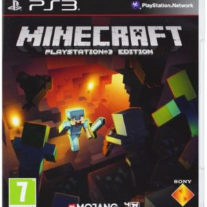 Sony Minecraft, PS3 35