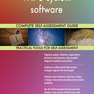 Wii U system software All-Inclusive Self-Assessment - More than 660 Success Criteria, Instant Visual Insights, Comprehensive Spreadsheet Dashboard, Auto-Prioritized for Quick Results 6