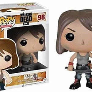 elvesna Pop! The Walking Dead Figure # 98 Figurine de Collection Maggie 45