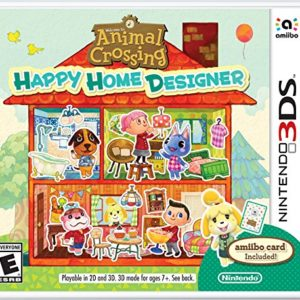 Animal Crossing: Happy Home Designer & Amiibo Card 5