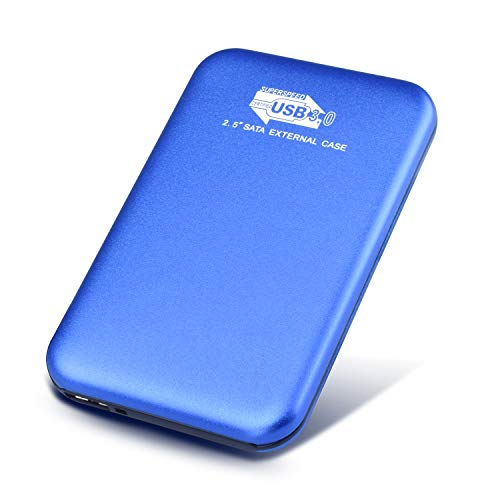Disque Dur Externe 1to 2to, Disque Dur Externe USB3.0 pour PC, Xbox One, Desktop, Laptop, Chromebook, Xbox 360 1