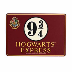 Enseigne Harry Potter A5 Poudlard Express 23