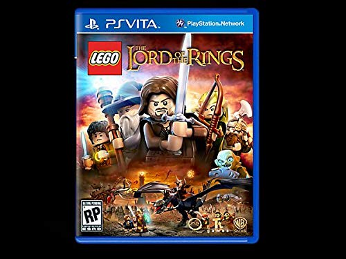 LEGO Lord of the Rings (PlayStation Vita) (New) 2