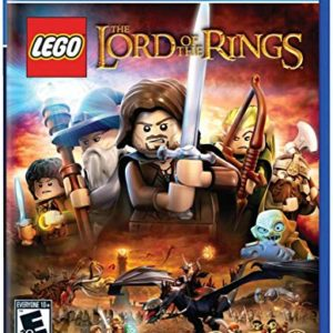 LEGO Lord of the Rings (PlayStation Vita) (New) 3
