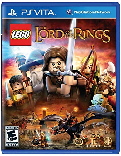 LEGO Lord of the Rings (PlayStation Vita) (New) 1