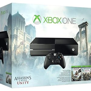 Microsoft Xbox One Console 500Go - Creed Bundle Unité Assassin 4