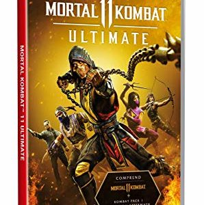 Mortal Kombat 11 Ultimate 5