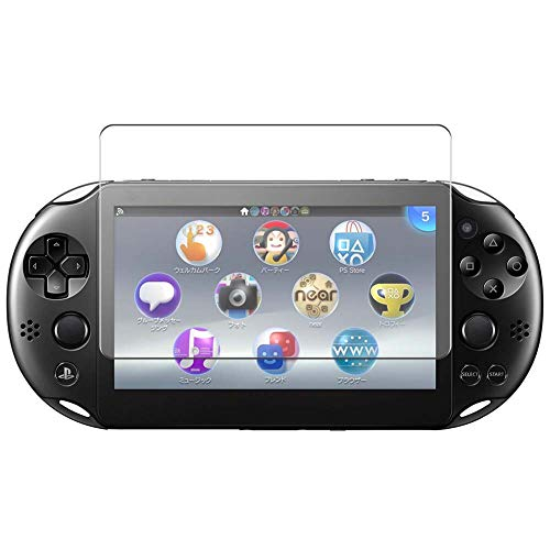 Puccy 4 Pack Screen Protector Film, compatible with PlayStation Vita (PCH-2000 Serie) PSV TPU Guard ( Not Tempered Glass Protectors ) 1