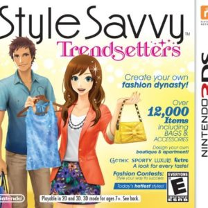 Style Savvy: Trendsetters - Nintendo 3DS by Nintendo 6