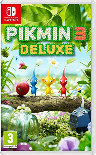 Switch - Pikmin 3 Deluxe - [Version Italienne] 1