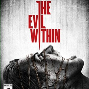 The Evil Within by Bethesda 5