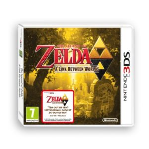 The Legend of Zelda : A Link Between Worlds [import anglais] 9