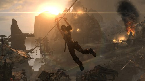 Tomb Raider: Definitive Edition (Art Book Packaging) - Xbox One by Square Enix 3