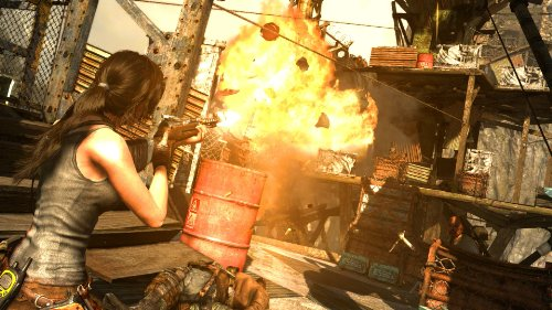 Tomb Raider: Definitive Edition (Art Book Packaging) - Xbox One by Square Enix 4