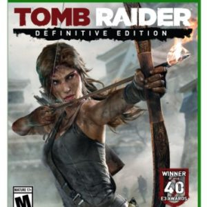 Tomb Raider: Definitive Edition (Art Book Packaging) - Xbox One by Square Enix 6