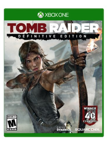 Tomb Raider: Definitive Edition (Art Book Packaging) - Xbox One by Square Enix 1