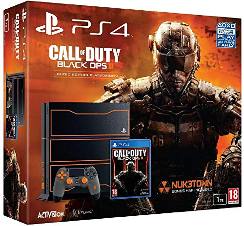 Console PS4 1 To + Call of Duty : Black Ops 3 - édition limitée 1
