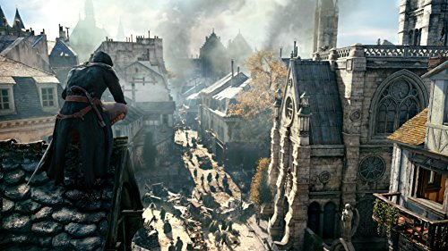 Console Xbox One avec Kinect + Assassin's Creed: Unity + Assassin's Creed IV: Black Flag 2