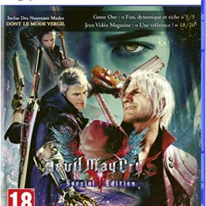 Devil May Cry 5 Special Edition 6