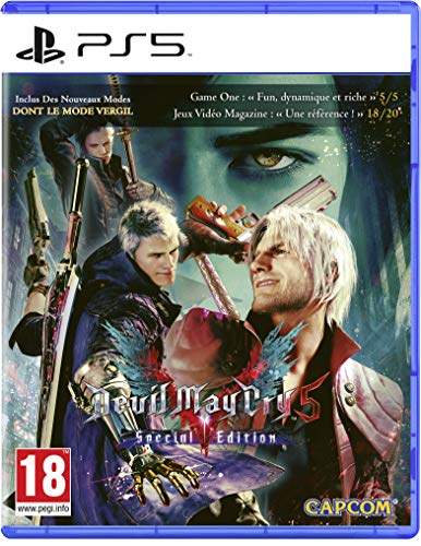 Devil May Cry 5 Special Edition 1