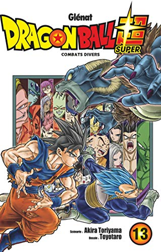 Dragon Ball Super - Tome 13 1