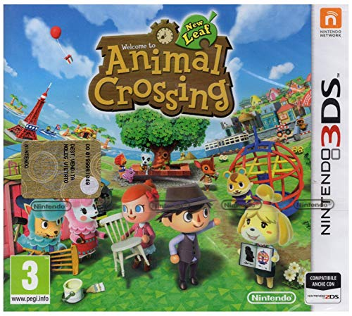 GIOCO 3DS ANIMAL CROSSING 1