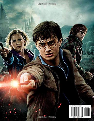 Harry Potter Dots Lines Spirals Coloring Book: Spiroglyphics With Exclusive Images Of Harry Potter Series 2