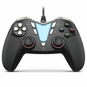 IFYOO V911 Manette de jeu USB pour ordinateur et ordinateur portable (Windows 10/8/7/XP, Steam), Android et PS3 3
