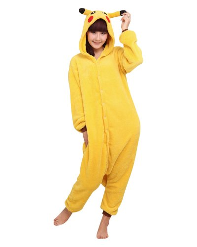 Keral Pokemon pyjama adultes Anime Cosplay Costume d'Halloween Vêtements 1