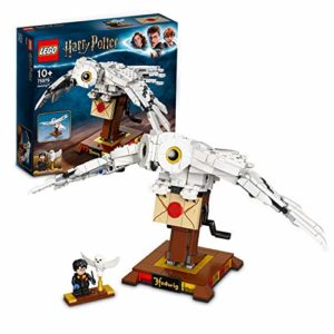 LEGO® Harry Potter™ Hedwige 75979 - Superbe Modèle de Collection, Jeu de Construction de la Chouette d'Harry Hedwige, 630 Pièces, 75979 5