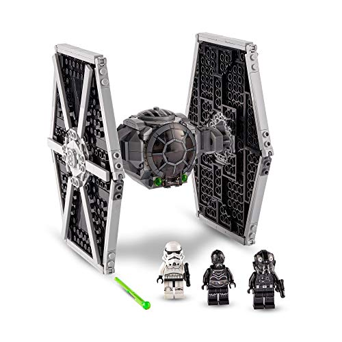 LEGO Star Wars 75300 TIE Fighter impérial Jeu de construction incluant Stormtrooper et figurines de la saga Skywalker 2