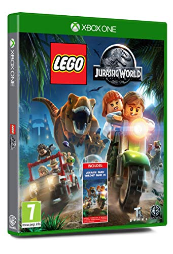 Lego Jurassic World - Amazon.co.UK DLC Exclusive (Xbox One) - Import UK 2