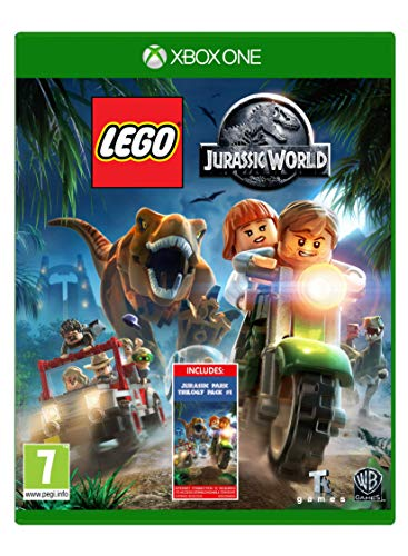 Lego Jurassic World - Amazon.co.UK DLC Exclusive (Xbox One) - Import UK 1