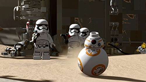 Lego Star Wars : The Force Awakens 4