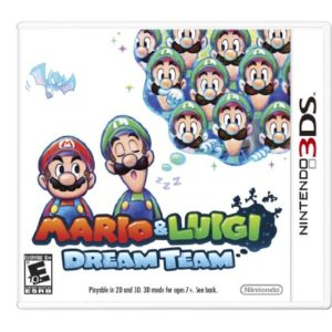 Mario and Luigi: Dream Team by Nintendo 23