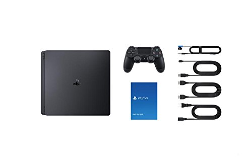 Pack PS4 Slim 500 Go noire + Minecraft ( Digital) 3