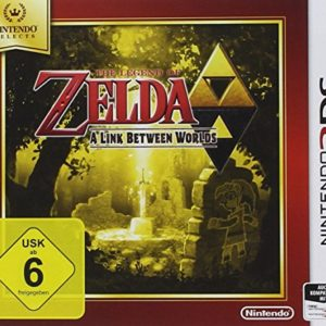 The Legend of Zelda : A Link Between Worlds - Nintendo Selects 27