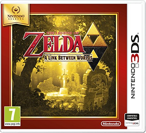 The Legend of Zelda: A Link between Worlds (Selects) 3DS 1