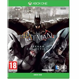 Warner Bros. Interactive Entertainment Batman Arkham Collection (Standard Edition) (Xbox One) 6